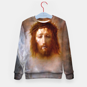 Thumbnail image of The Veil of Veronica Kid's Sweater, Live Heroes