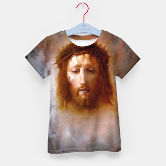 Thumbnail image of The Veil of Veronica Kid's T-shirt, Live Heroes