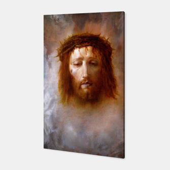 Thumbnail image of The Veil of Veronica Canvas, Live Heroes