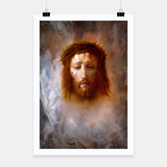 Thumbnail image of The Veil of Veronica Poster, Live Heroes