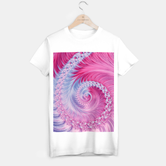 Miniaturka Crystal Spiral Abstract T-shirt regular, Live Heroes