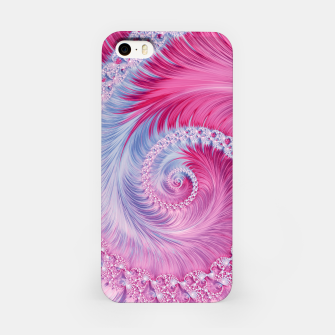 Miniaturka Crystal Spiral Abstract iPhone Case, Live Heroes