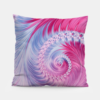 Miniaturka Crystal Spiral Abstract Pillow, Live Heroes