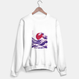 Thumbnail image of Clean wave Sweater regular, Live Heroes