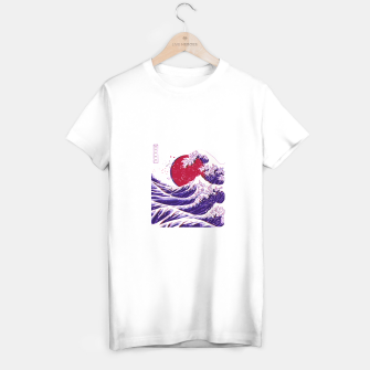 Thumbnail image of Clean wave T-shirt regular, Live Heroes