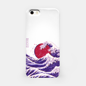 Thumbnail image of Clean wave iPhone Case, Live Heroes