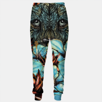 The Tiger and the Flower Sweatpants obraz miniatury