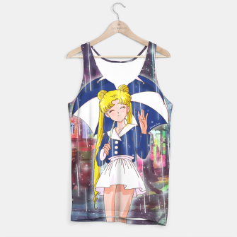 Miniaturka Sailor Moon Usagi Tsukino  Tank Top, Live Heroes