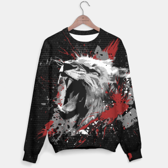 Thumbnail image of Raging Lion Sweatshirt, Live Heroes