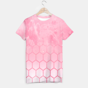 Thumbnail image of Pink clouds T-shirt, Live Heroes