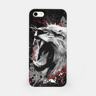 Thumbnail image of Raging Lion iPhone-Hülle, Live Heroes