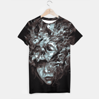 Thumbnail image of Empress Death T-shirt, Live Heroes