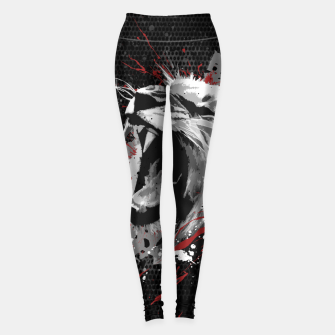 Thumbnail image of Raging Lion Leggings, Live Heroes