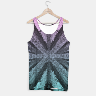 Miniatur Pink and Blue Tank Top, Live Heroes