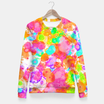 Thumbnail image of Jellyfish Dreams Fitted Waist Sweater, Live Heroes