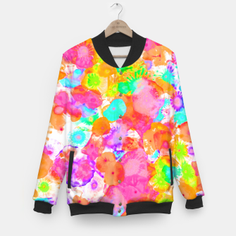 Jellyfish Dreams Baseball Jacket thumbnail image