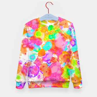 Jellyfish Dreams Kid's Sweater thumbnail image