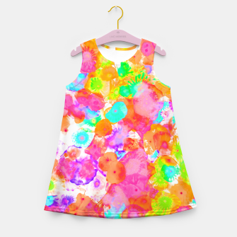 Jellyfish Dreams Girl's Summer Dress thumbnail image