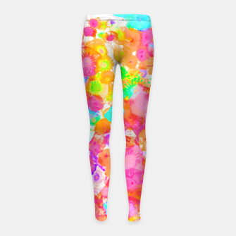 Jellyfish Dreams Girl's Leggings thumbnail image
