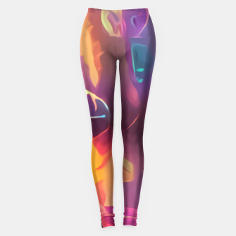 Thumbnail image of The Man Leggings, Live Heroes
