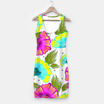 Thumbnail image of Ecstatic Floral Simple Dress, Live Heroes