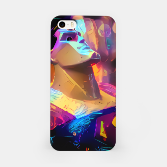 Thumbnail image of The Man iPhone Case, Live Heroes