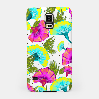Ecstatic Floral Samsung Case thumbnail image