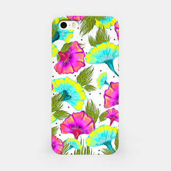 Ecstatic Floral iPhone Case thumbnail image