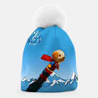 Thumbnail image of Super doggy Beanie, Live Heroes