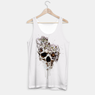 Thumbnail image of Skull Castle II Tank Top, Live Heroes