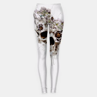 Thumbnail image of Skull Castle II Leggings, Live Heroes