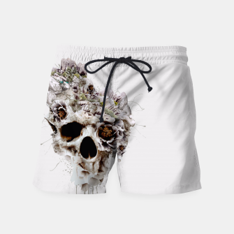 Thumbnail image of Skull Castle II Swim Shorts, Live Heroes