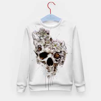 Thumbnail image of Skull Castle II Kid's Sweater, Live Heroes