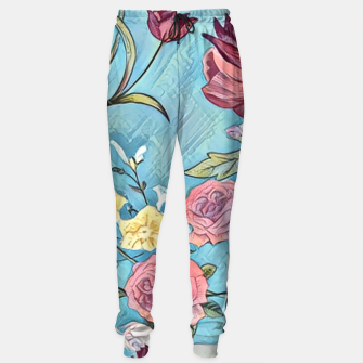 Thumbnail image of All you need is love Sweatpants, Live Heroes