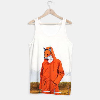 Thumbnail image of Foxy and the lighthouse Tank Top, Live Heroes