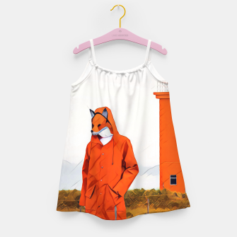 Thumbnail image of Foxy and the lighthouse Girl's Dress, Live Heroes