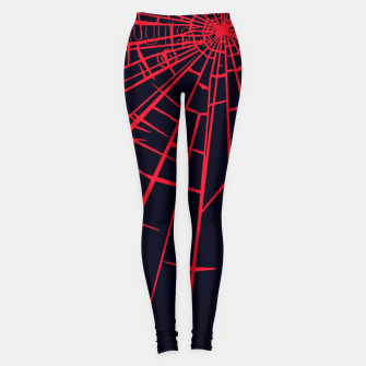 Thumbnail image of Web Boom Leggings, Live Heroes
