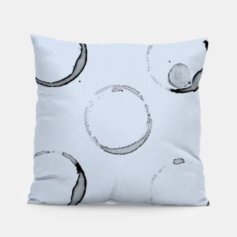 Unperfect Circles Pillow Bild der Miniatur