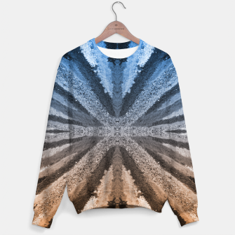 Miniatur Orange and Blue Sweater, Live Heroes