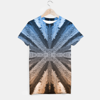 Miniatur Orange and Blue T-shirt, Live Heroes
