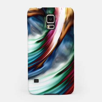 Thumbnail image of Blue Valley Whirlwind Rainbow Samsung Case, Live Heroes