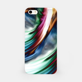 Thumbnail image of Blue Valley Whirlwind Rainbow iPhone Case, Live Heroes