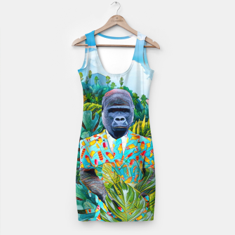 Thumbnail image of Gorilla in the Jungle Simple Dress, Live Heroes