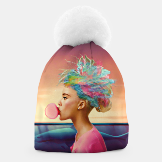 Thumbnail image of Bubble Gum Beanie, Live Heroes