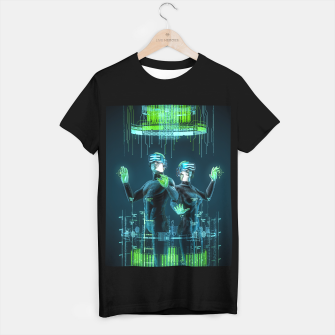 Thumbnail image of Avatars T-shirt regular, Live Heroes