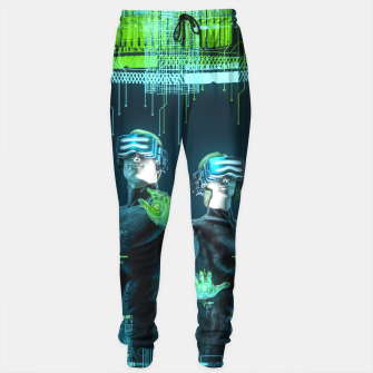 Thumbnail image of Avatars Sweatpants, Live Heroes