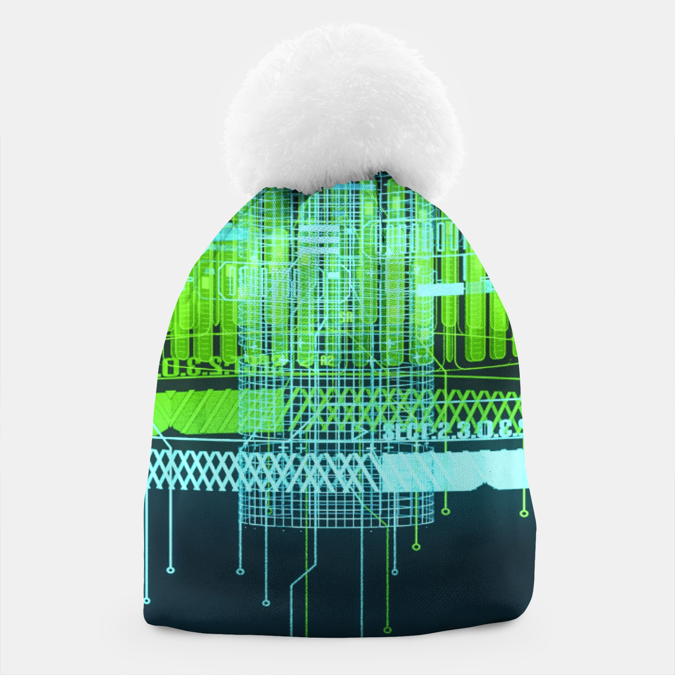 Image of Avatars Beanie - Live Heroes