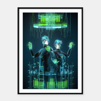 Avatars Framed poster thumbnail image