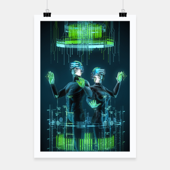 Thumbnail image of Avatars Poster, Live Heroes