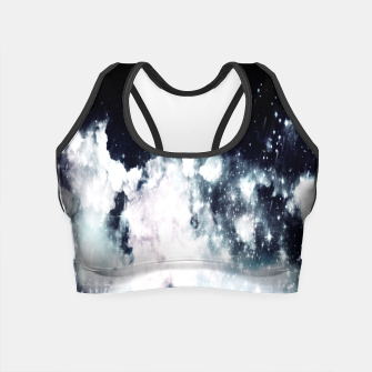 Thumbnail image of Galaxy  Crop Top, Live Heroes